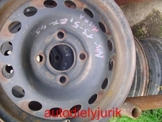 Nisan Micra disk  R13X5 ET 41